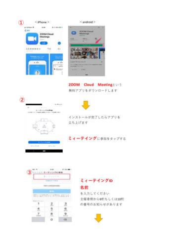 """""""オンラインレッスン""""のためのオンライン接続の仕方"""